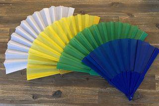 Pack Abanicos de colores