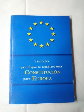 Tratado Constitución Europea