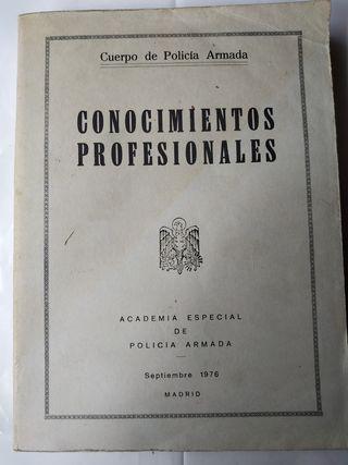Conocimientos profesionales