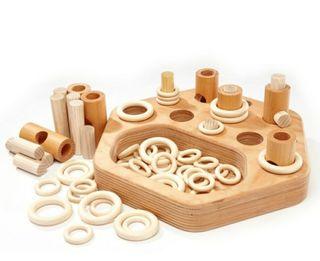 Chollo! Gran juego Montessori+regalo