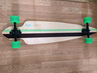 Longboard - Carving slalom & freeride