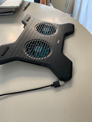 Soporte con ventilador - Trust Breeze