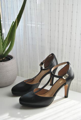 Sandalias de tacón talla 37 - Fosco