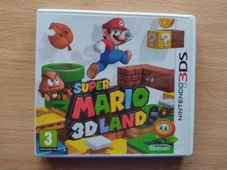 Super Mario 3D Land Nintendo 3DS.