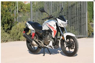 MH MOTORCYCLES NKZ125
