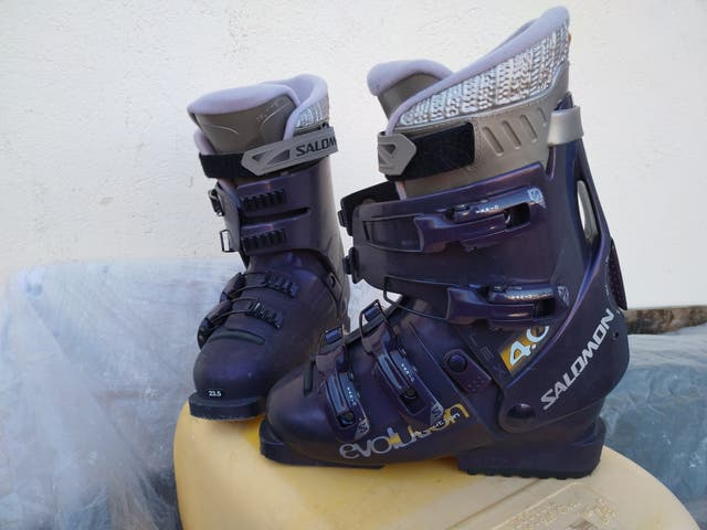 Botas esquí señora