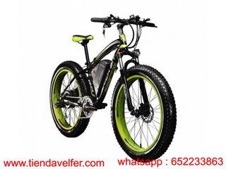 Bicicleta Eléctrica 17AH 48V ebike