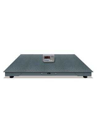 Báscula Industrial 3000kg, Prec. 500g, 120x120cm
