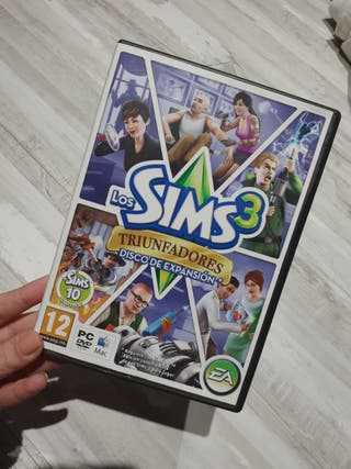 Juego para PC o Mac, Los Sims 3 triunfadores