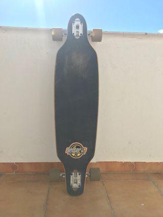 Longboard monopatín sector nine