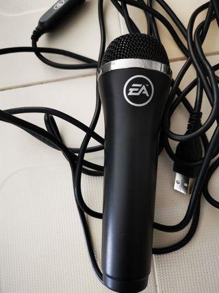 Micrófono EA Sports
