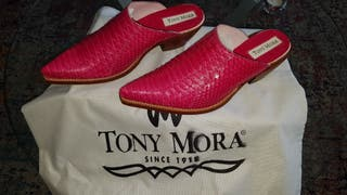 Botas zueco Tony Mora