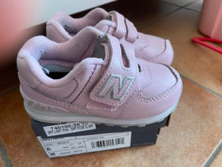 New balance light pink 22,5