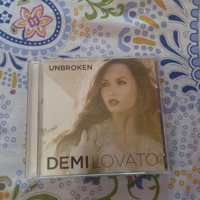 Demi Lovato Unbroken CD