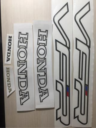 Pegatinas Honda VFR 1991