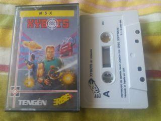 Xibots - MSX