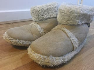 Coolers low boot slippers