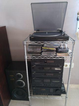 Equipo de música AIWA Z200