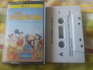 Los picapiedra - MSX