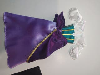 vestido muñeca Esmeralda