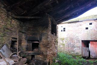 Casa de piedra para reformar