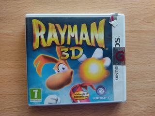 Rayman Nintendo 3DS