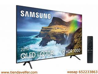 "Samsung QLED 4K 2019 55Q70R - Smart TV de 55"" con"