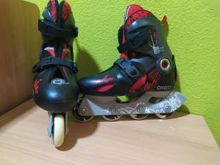 Patines oxelo talla 34-35-36