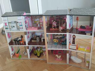 casa de muñecas Kidkraft