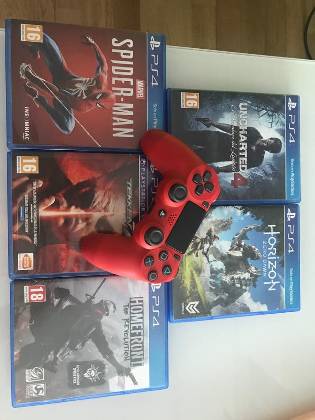 Vendo PS4 PRO 1TB