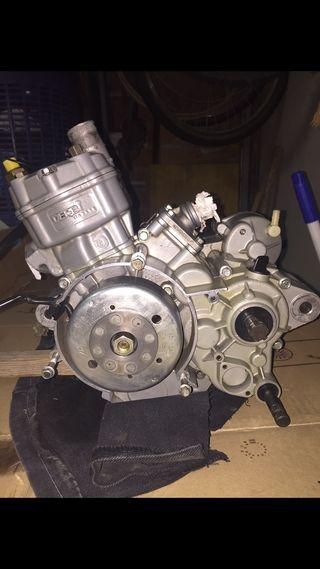 motor euro 2 €2 derbi senda