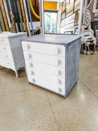 Mueble Cajonera Vintage