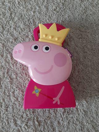 Maletín Joyero Peppa Pig