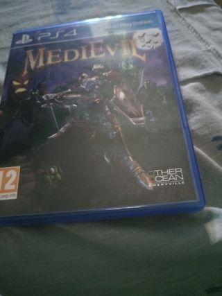 medievil play 4