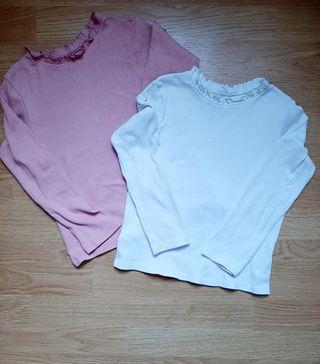 Lote camisetas 6-7 años