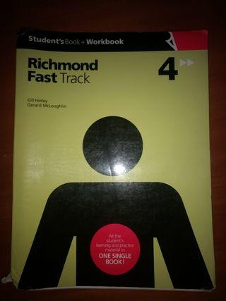 Libro de Inglés 4 ESO Richmond