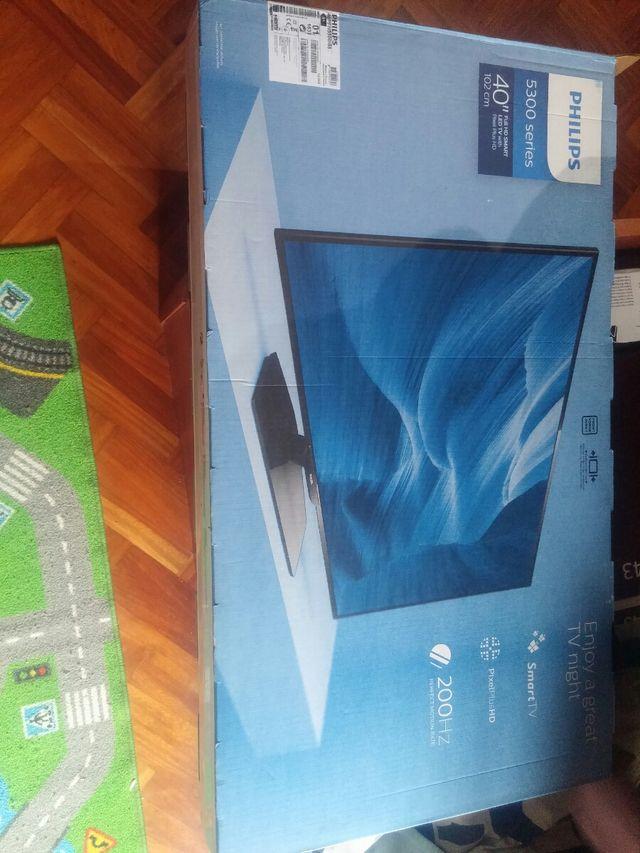 tv smart philips para reparar o para piezaa