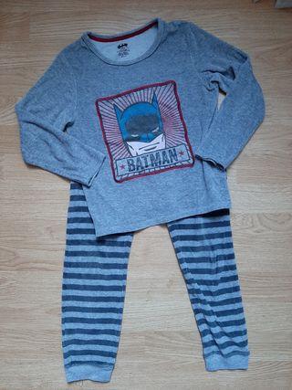 Pijama Batman 6 años