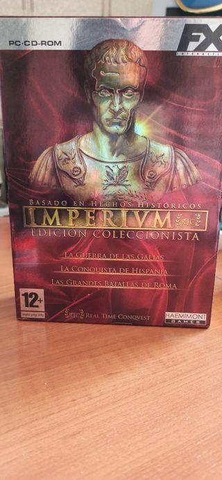 Videojuego Imperium Edición Coleccionista