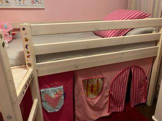 Habitación completa niña FLEXA