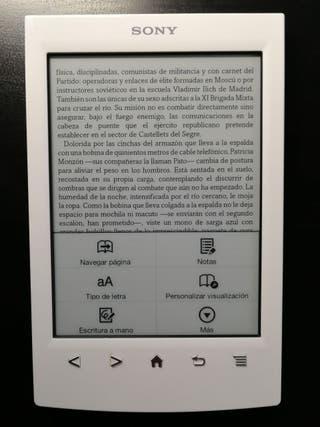Ebook Sony Reader PRS-T2