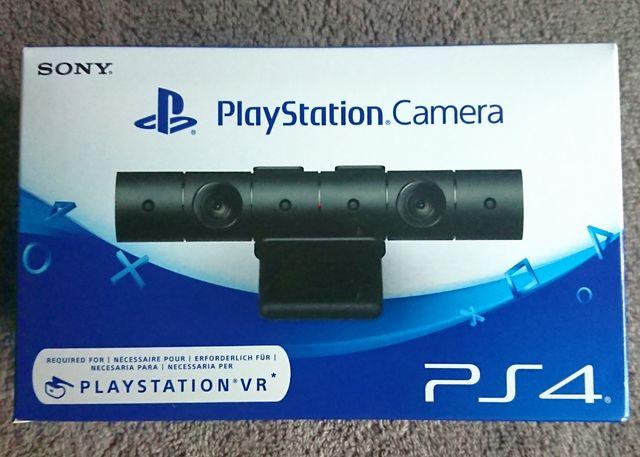 PS4 VR V2 Camera Motion Sensor Game Play Control