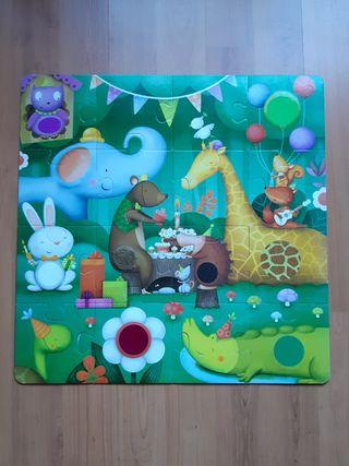 """Puzzle de texturas """"Party Animal"""""""