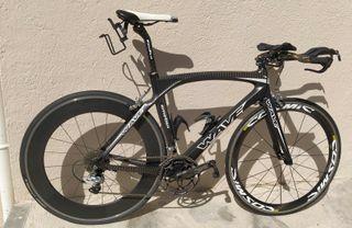 Bicicleta Cabra Triatlon Wave Emotion T53