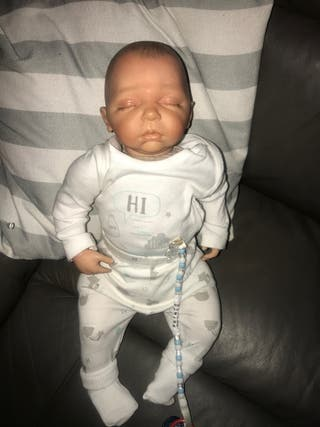 Baby Angelo doll 7lb
