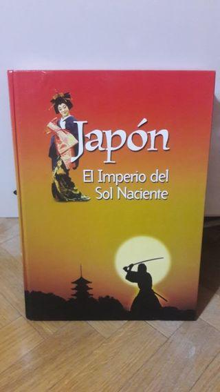 Libro Japón El Imperio del Sol Naciente