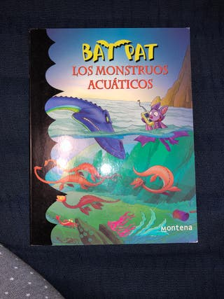 Libro Bat Pat