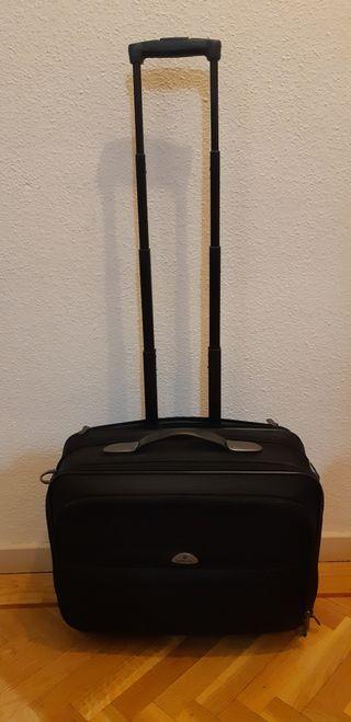 Maleta maletín trolley Samsonite nuevo