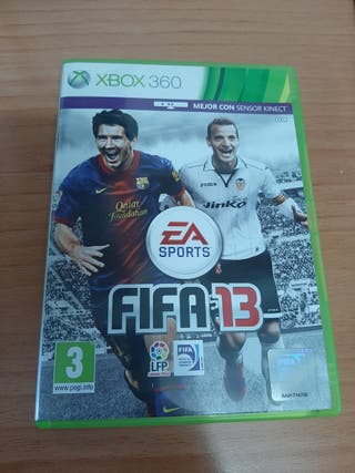 Videojuego FIFA 13