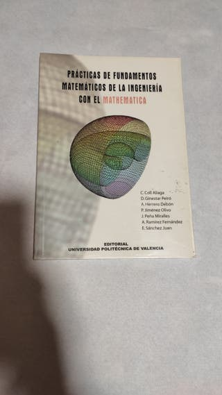 Prácticas de fundamentos matemáticos de la ingenie
